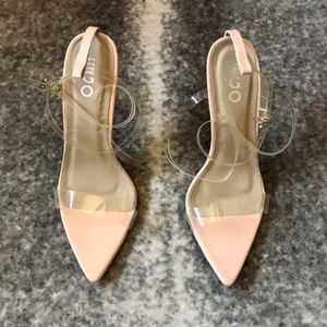 Persplex High Heel Sandal